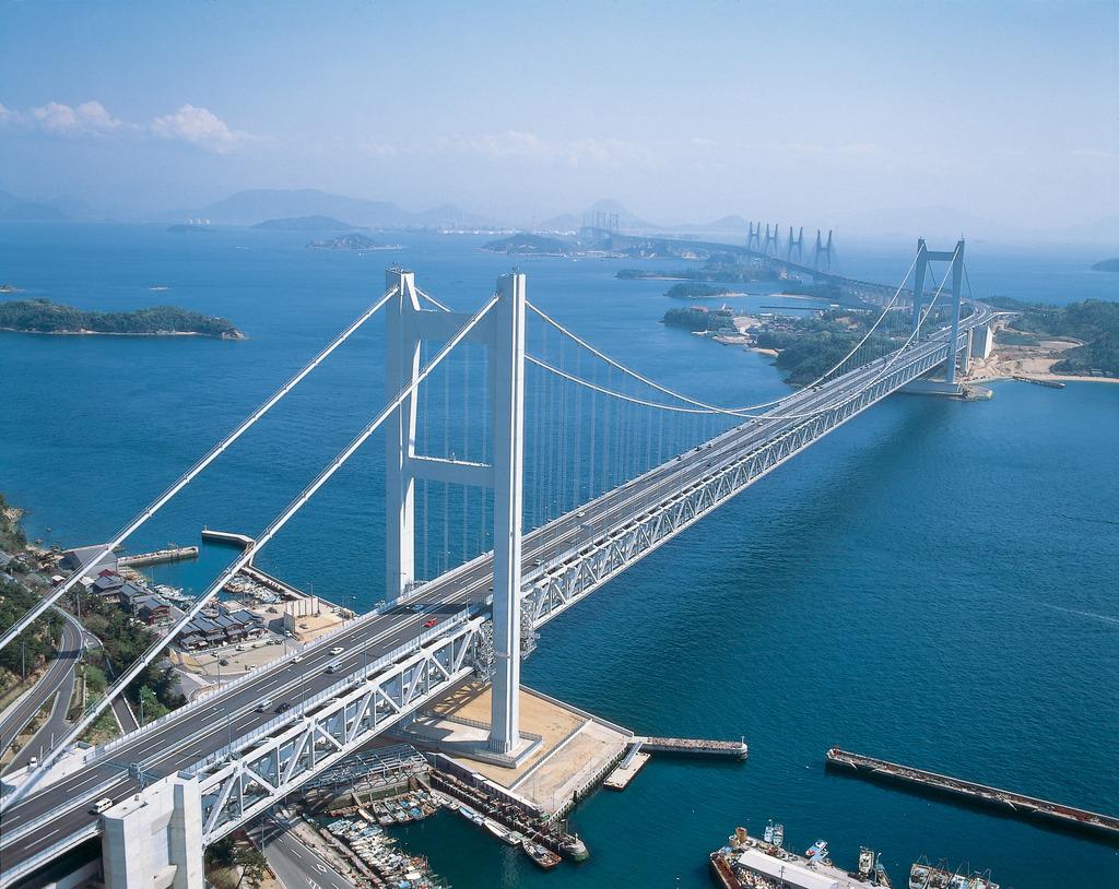 四国に3本も橋がある理由